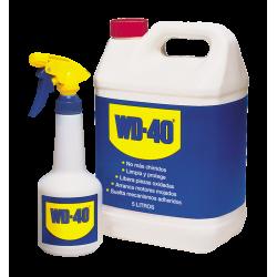 WD-40 Producto Multi-Uso a Granel 5L. + pulverizador