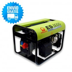 GENERADOR PRAMAC ES8000 AVR 400V