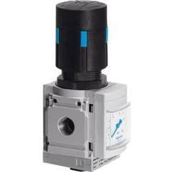 Regulador de presión 1/4 MS4-LR-1/4-D5-AS
