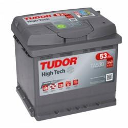 Batería 53AH +D 207x175x190 TUDOR TA530