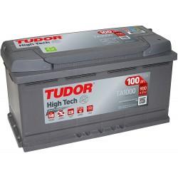 Batería 100AH +D 353x175x190 TUDOR TA1000