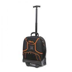 Mochila porta-herramientas en tejido técnico, con ruedas,...