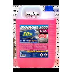 Anticongelante Orgánico Rojo 50% 5l.