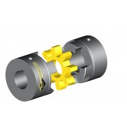Acoplamientos Flexibles Albert de Aluminio serie AL