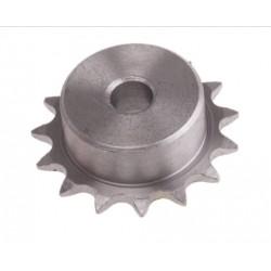 """Piñón ISO para cadena simple 1"""" 16b 25,4mm"""