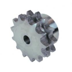 """Piñón ISO para cadena doble 1"""" 16b2 25,4mm"""