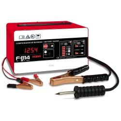 Comprobador de baterías y alternadores FERVE F-814