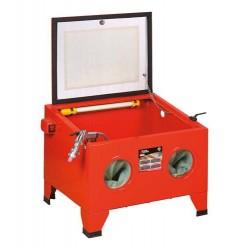 Cabina chorreadora de arena CAT210