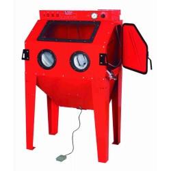 Cabina chorreadora de arena CAT415