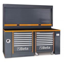 Combinación de mobiliario de taller BETA C55PB-PRO5