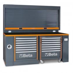 Combinación de mobiliario de taller BETA C55PB-PRO5E