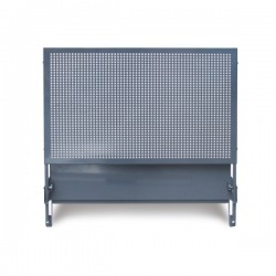 Panel perforado con soportes para cajonera móvil C37 3700/PF