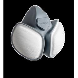 Media Máscara Compact Mask 5230 Moldex FFA2P3 R D