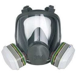 Máscara completa reutilizable 3M™ 6800