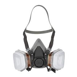 Respirador para pintura pulverizada 6002 A2P2 3M