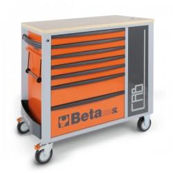 Cajonera móvil con 7 cajones C24SL-CAB BETA